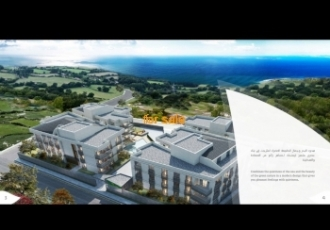 Seaview luxury apartments in site
